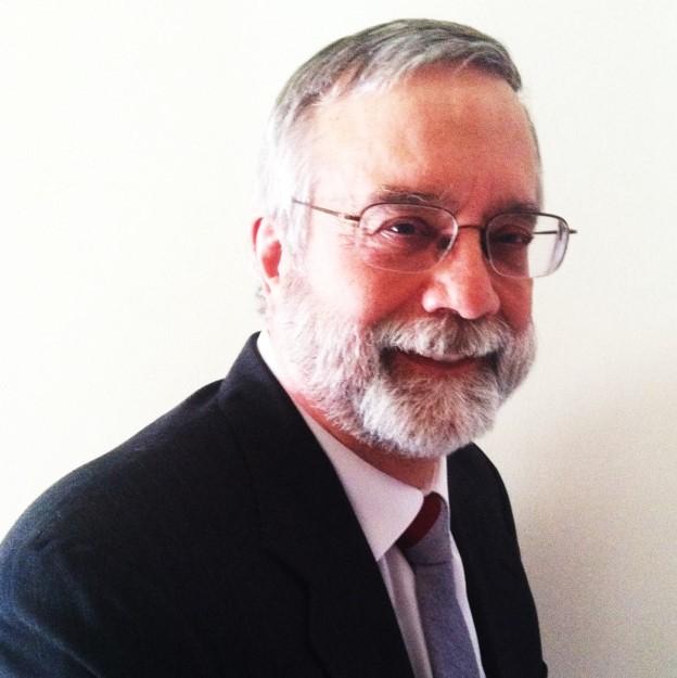 A close up shot of Joe Porwoll Senior Technical Advisor